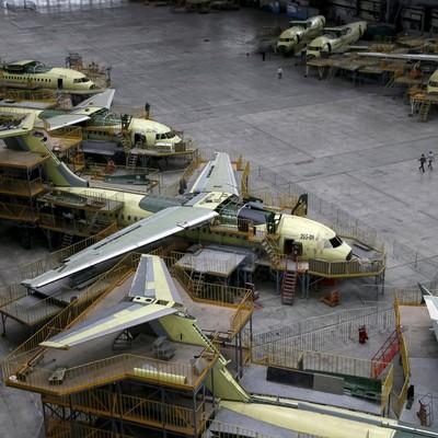 Україна розширить співпрацю з Великобританією у сфері авіабудування