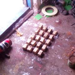 На Донеччині 16-річний хлопець зберігав 600 патронів і наркотики (фото)