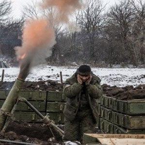 Доба в АТО: Бойовики били з мінометів і гранатометів