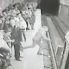 Стала відома подальша доля чоловіка, який стрибнув під потяг метро у Харкові
