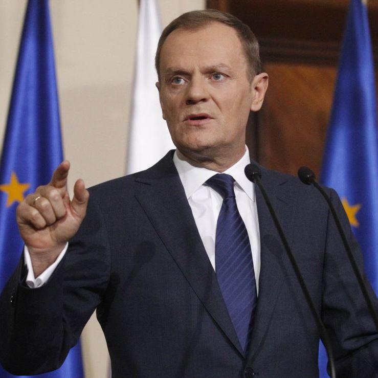 «Туск має подивитися Україні прямо в очі» - канцелярія прем'єра Польщі