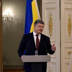 Порошенко відмовився дати інтерв'ю російським журналістам у Фінляндії