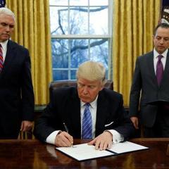 Трамп скасував заборону Обами на будівництво двох нафтопроводів