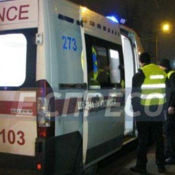 П'яний водій влетів у жінок під час оформлення ДТП у Києві