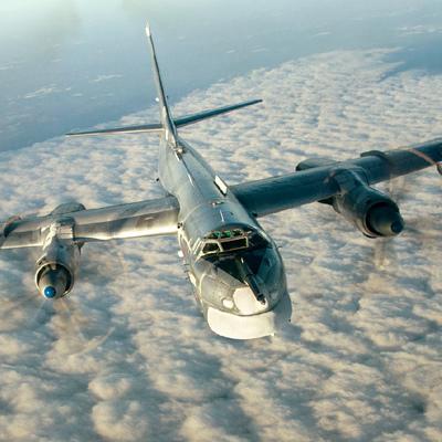 Японія підняла винищувачі через наближення бомбардувальників РФ