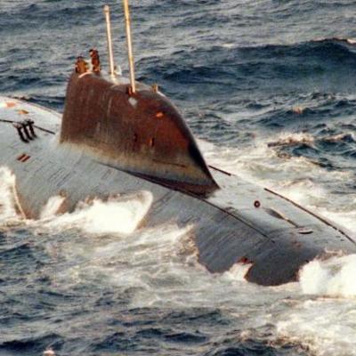 ЦРУ розсекретило дані про зіткнення підводних човнів СРСР і США біля берегів Шотландії