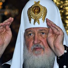 Патріарх Кирило «поділив» князя Володимира між Україною і Росією