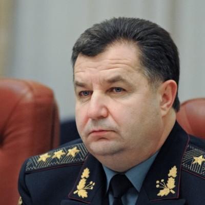Полторак звільнив генерала, який заснув під час засідання Комітету