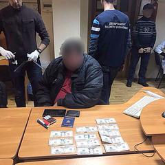 Київський професор забажав 400 доларів за здачу сесії