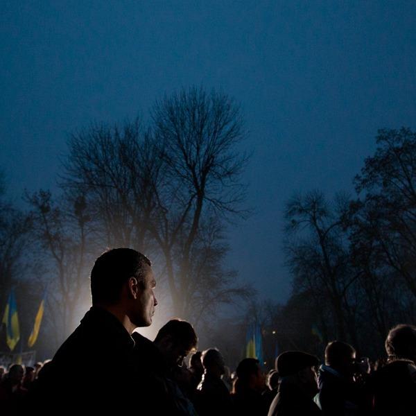 Кличко: «Ми працюємо над створенням у Києві Меморіалу пам'яті жертв Голокосту»