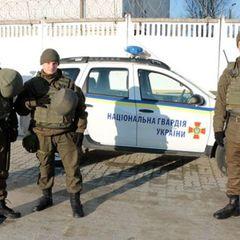 У Львові нацгвардійці затримали неадекватних молодиків
