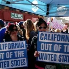 У Каліфорнії почалася офіційна кампанія за вихід штату зі складу США