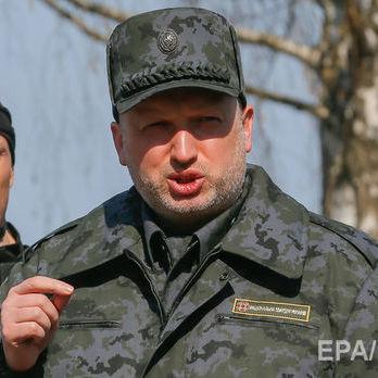 Турчинов заявив, що 99% співробітників СБУ і МВС, які працювали в Криму на момент анексії, зрадили присязі