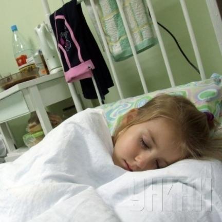 40 дітей на Київщині злягли від отруєння