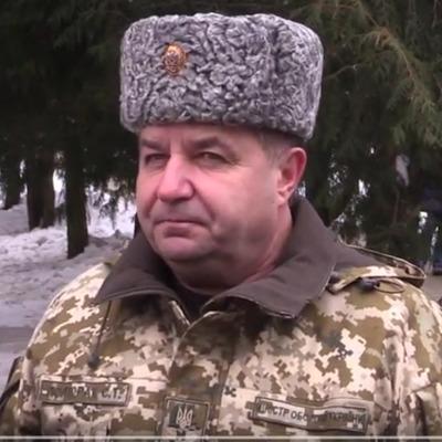 Українські військові під Авдіївкою захопили опорний пункт бойовиків – Полторак (відео)