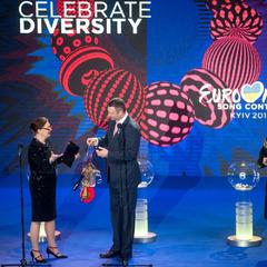 Київ отримав ключ від Євробачення