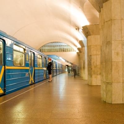 Станція метро «Майдан Незалежності» частково заблокована