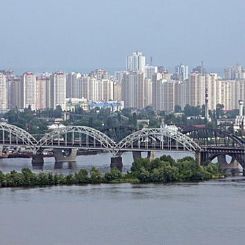 Вчені відзначили найбільш забруднені місця Києва