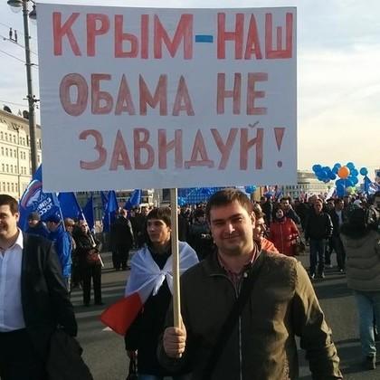 У Криму сталася масова бійка між військовими РФ та місцевими жителями