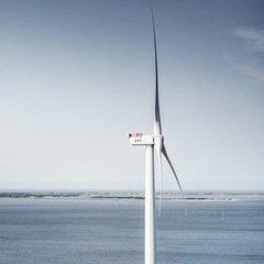 У Данії випробували найпотужнішу вітряну турбіну в світі