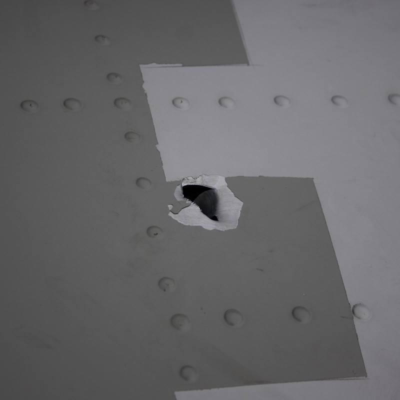 У Чорному морі обстріляли транспортний літак ЗСУ - Полторак (фото)