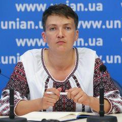 Савченко знову заговорила про «здачу» Криму за Донбас