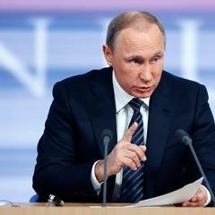 Путін «знає» причини загострення ситуації на Донбасі