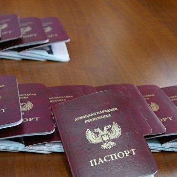 Пєсков: Паспорти «ДНР/ЛНР» Росія не визнає
