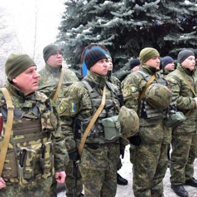 Новий загін поліції прибув до Авдіївки  (фото, відео)