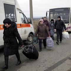 З Авдіївки евакуйовано 266 жителів, в тому числі 124 дитини