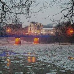 Ужгороду загрожує підтоплення через льодовий «затор» у Словаччині