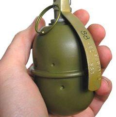 23-річний хлопець захотів продемонструвати гостям гранату, яка детонувала в його руках