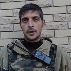 У Донецьку ліквідовано ватажка бойовиків «Гіві»