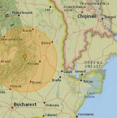 Землетрус сколихнув південь Одеської області