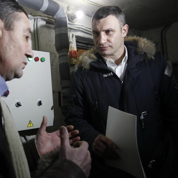 Віталій Кличко: «Ми збільшимо фінансування програми з енергозбереження «70/30» через численні звернення киян»