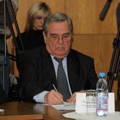 Помер народний депутат Петро Ванат