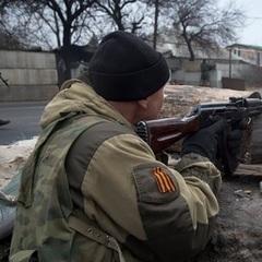 У Донецьку вибухнула вантажівка із бойовиками