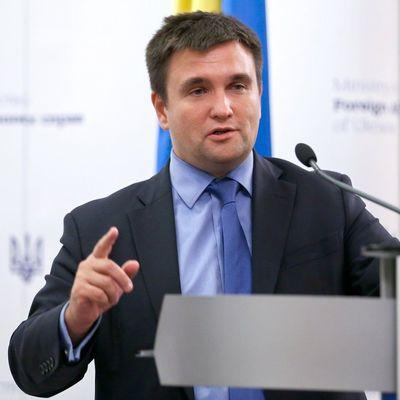 Дискусії з США щодо надання Україні зброї ведуться, - Клімкін