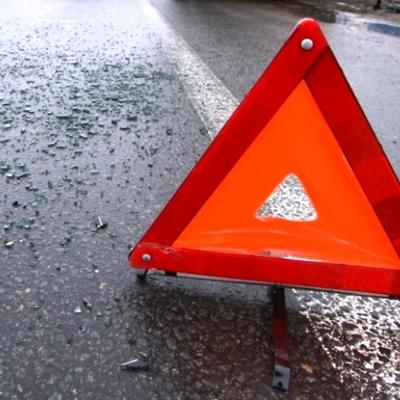 У столиці нетверезий водій на елітному авто влаштував руйнівну ДТП (відео)