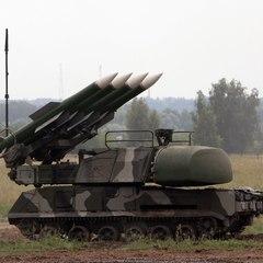 Україна проведе поблизу анексованого Криму навчальні ракетні стрільби