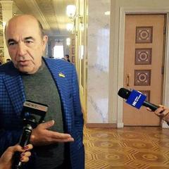 Вадим Рабинович: «Цей парламент — не український, він відірваний від людей і від країни»