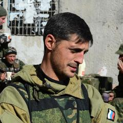 В Донецьку пройшли похорони ліквідованого бойовика «Гіві» (Фото, відео)