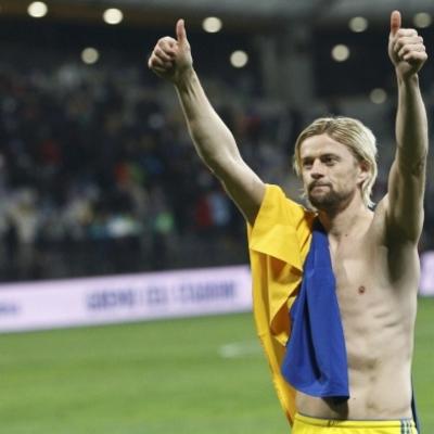 Тимощук завершив футбольну кар'єру