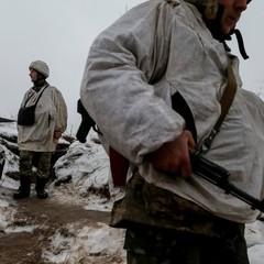 З танків та «Градів» під Красногорівкою бойовики гатять по українських військових - штаб
