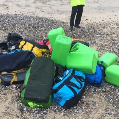 360 кг кокаїну викинуло на британське узбережжя (фото)