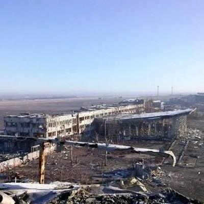 Невдовзі на екранах з'явиться фільм про кіборгів аеропорту Донецька (зйомки проходять під Києвом)