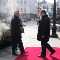 Про що говорив Петро Порошенко із президентом Словенії (фото)
