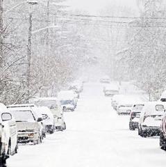 З цього тижня Україну чекає потепління, але із снігопадами