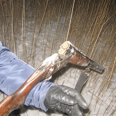 Через необережність тесть вистрілив зятеві в спину на полюванні