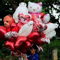 День Святого Валентина заборонили святкувати у столиці Пакистану